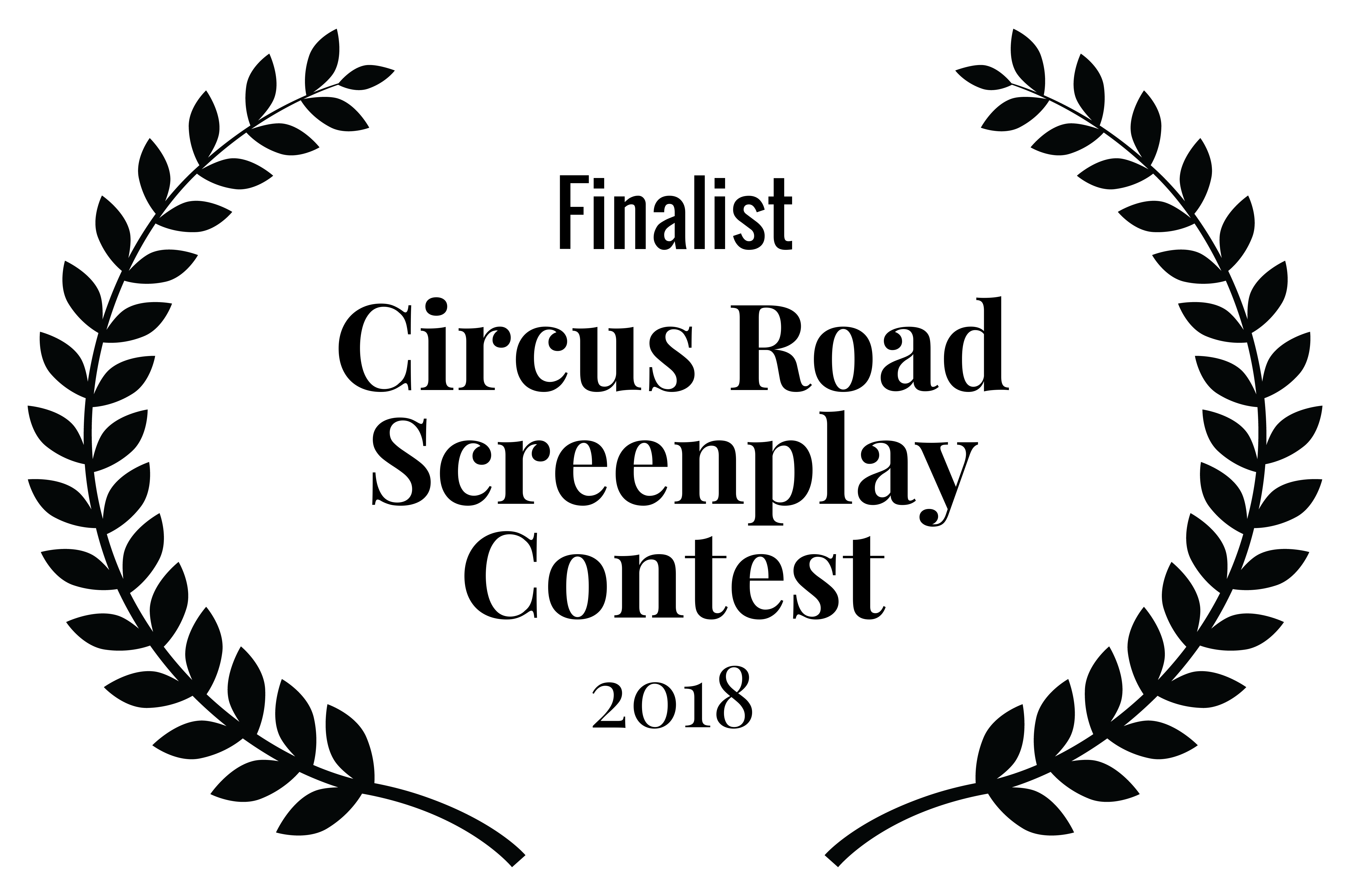 Finalist-CircusRoadScreenplayContest-2018